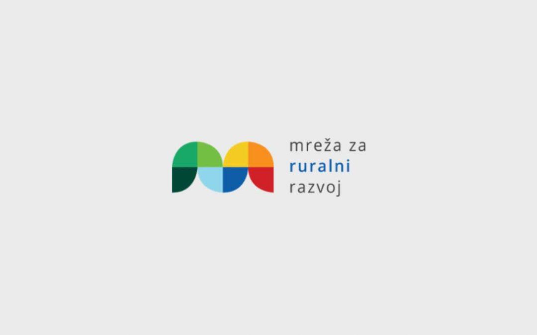 Mreža za ruralni razvoj – web stranica