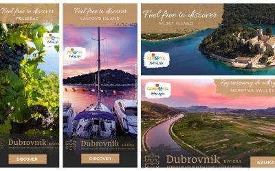 Banners for the Upcoming Tourist Season