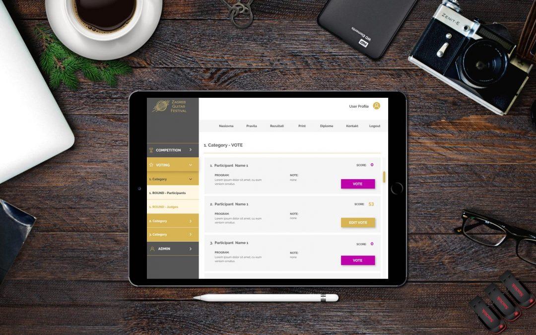 We Created Scorer – An App for Scoring