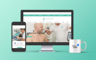 Redizajnirana web stranica poliklinike Body Balance