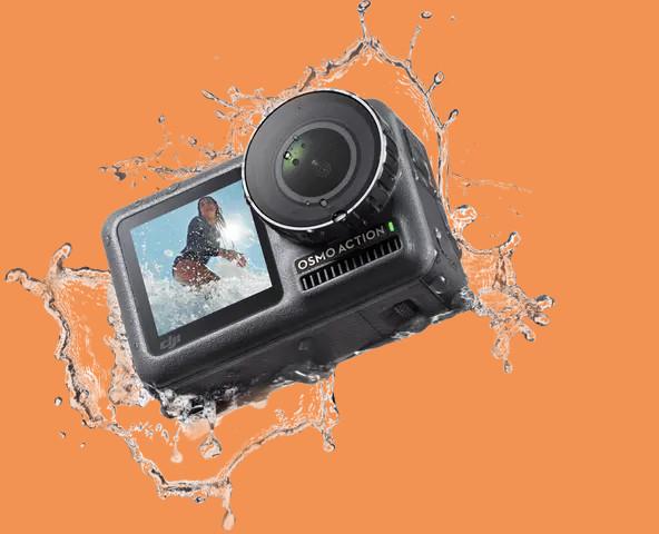 DJI Osmo Action sportska action kamera